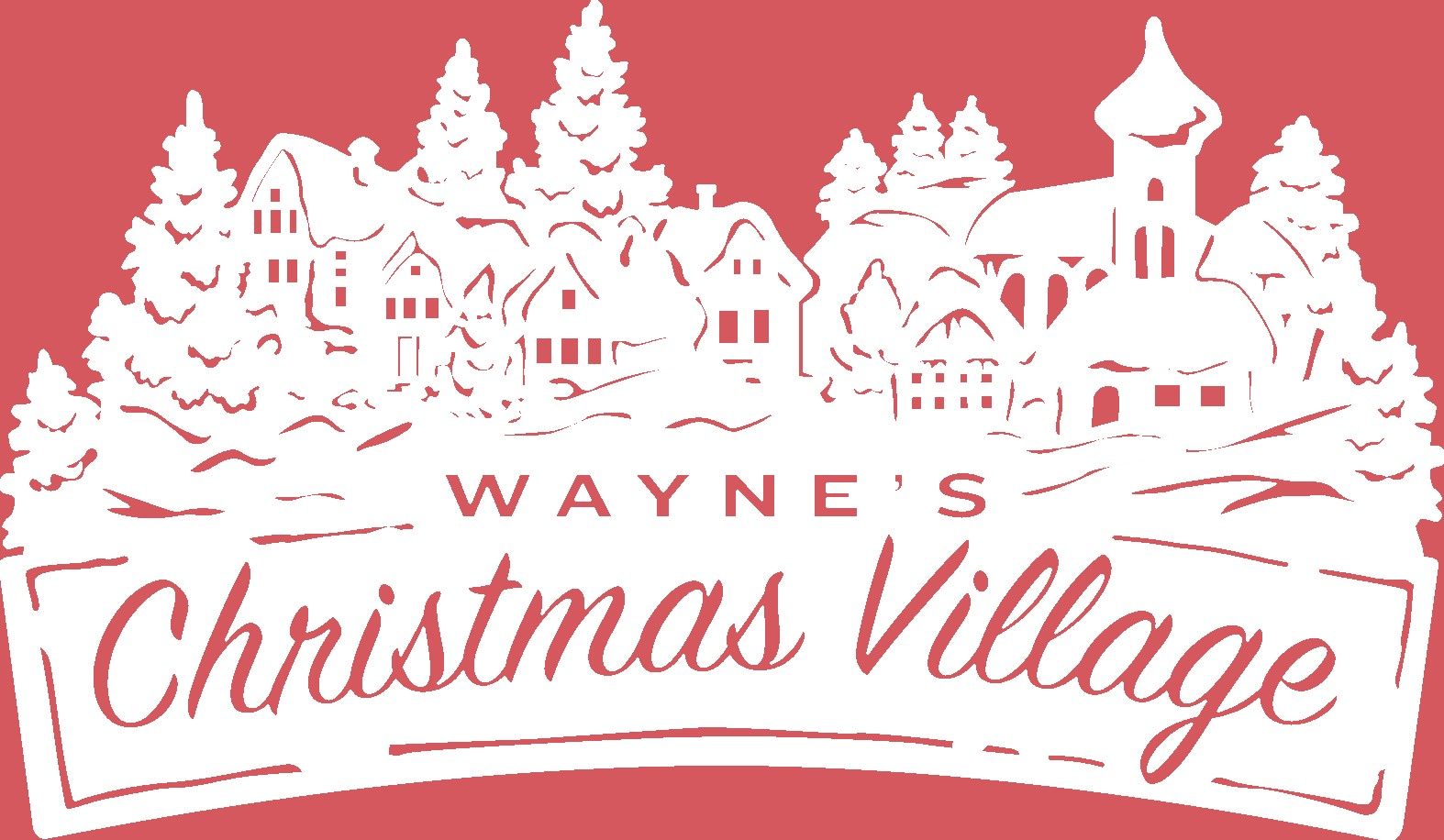 Wayne's Christmas Village