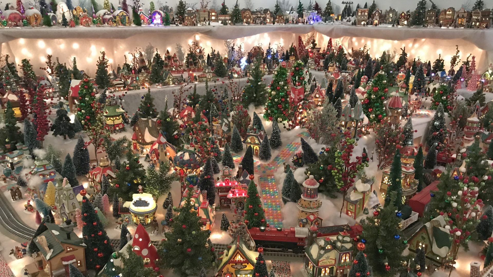 Wayne S Christmas Village Your Home For Holiday Merriment